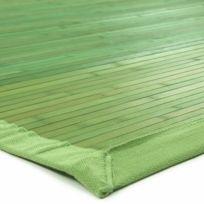 tapis bambou vert - Achat tapis bambou vert pas cher - Rue du Commerce
