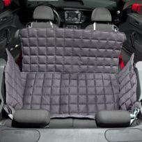 Doctor Bark - Couverture grise pour voiture coupé/Cabriolet Taille S
