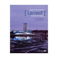 Générique - Lorient. Cité delavoileEricTabarly. JacquesFerrierArchitectures. Editonbilinguefrançais/anglais