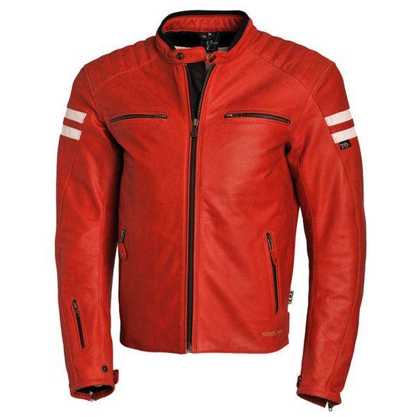 Acheter blouson moto cuir homme