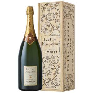 Champagne pommery les clos pompadour 2003 magnum avec caisse bois pas cher achat vente - Carrefour pompadour magasins ...