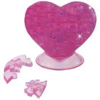 Hcm Kinzel - Puzzle 3D - 46 pièces - Coeur