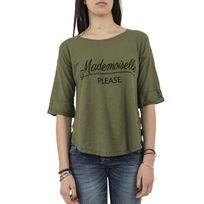 Please - Tee shirt t3819e119 vert