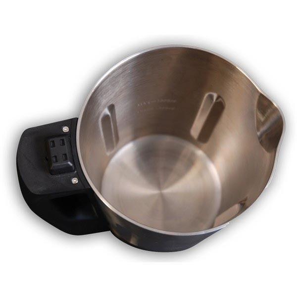 SILVER STYLE - blender + soupière 1.6l 800w - 26994