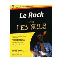 First Interactive Editions - Le Rock pour les Nuls