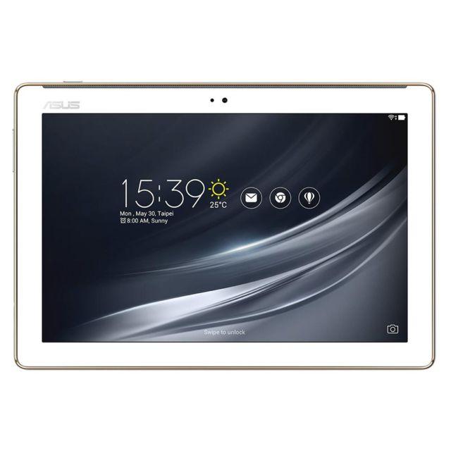 ASUS - Zenpad 10 - 10,1'' - Full HD - 16 Go - Blanc