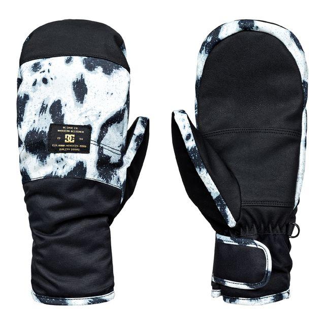 5ffd6b494f4a5 Dc - Gants de ski shoes Franchise Moufles Femme - pas cher Achat / Vente  Gants de ski - RueDuCommerce