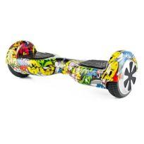 Hoverboard 6,5 Pouces Hip Pop Bluetooth+ sac de transport+ télécommande