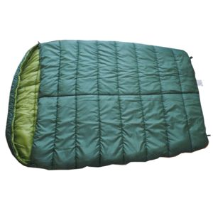 sac de couchage double