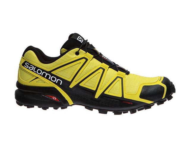 Chaussures Speedcross 4 Cher Salomon Jaune Pas Trail Achat ORHqqx6wt