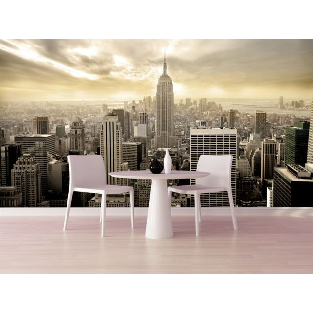 affordable poster mural new york achat poster mural new york pas cher rue with poster mural. Black Bedroom Furniture Sets. Home Design Ideas