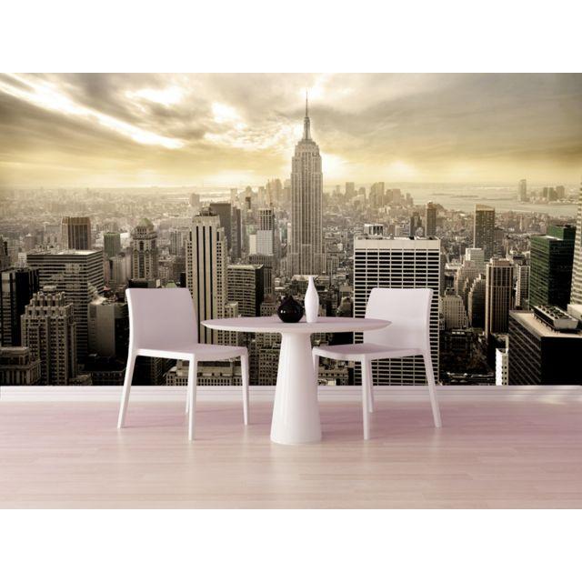 Declina Papier Peint Deco Adhesif New York Top Vente Poster
