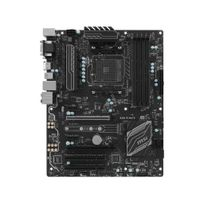 MSI - Carte mère B350 PC MATE - Socket AM4 - Ryzen