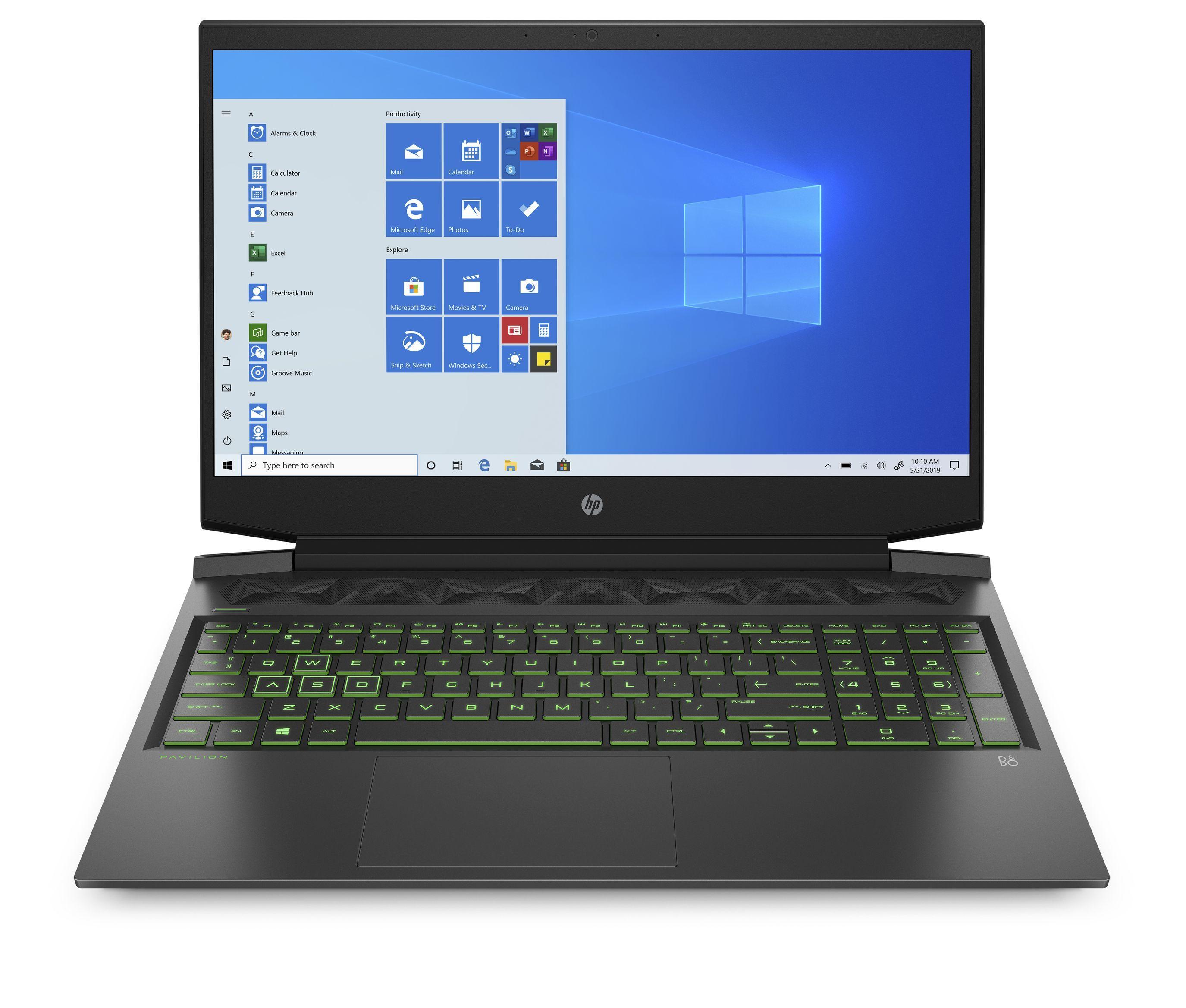 Pavilion Gaming Laptop 16-a0082nf - Noir