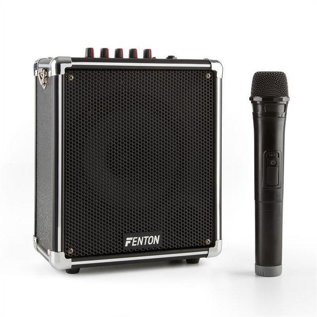 FENTON ST040 Sono portable Bluetooth subwoofer 6,5