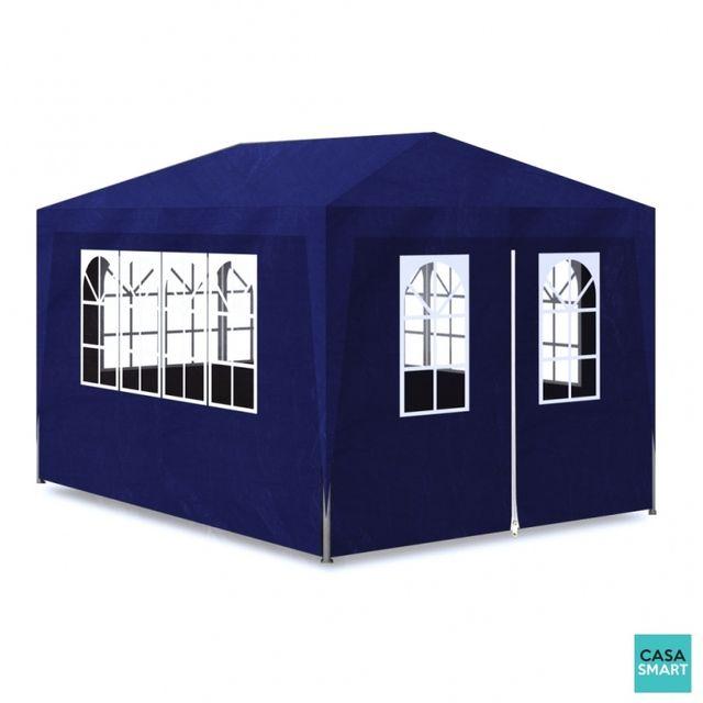 CASASMART - Tente de jardin bleu 3 X 4 m - pas cher Achat / Vente ...