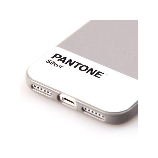 coque pantone argent iphone 7