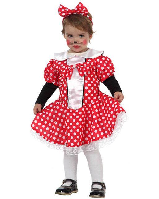 de72241606a4f Atosa - Déguisement Miss Petite Souris - Fille18 24 mois 81 à 86 cm - pas  cher Achat   Vente Déguisement enfant - RueDuCommerce