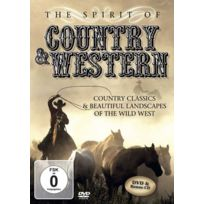 Zyx Music - Compilation - The spirit of country and western