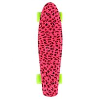Prohibition - Skateboard Retro Plastic Pattern - Pink Panther