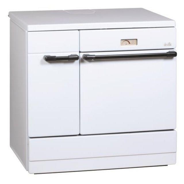 DEVILLE cuisinière à bois 12kw blanc - c08641-01-bus-a