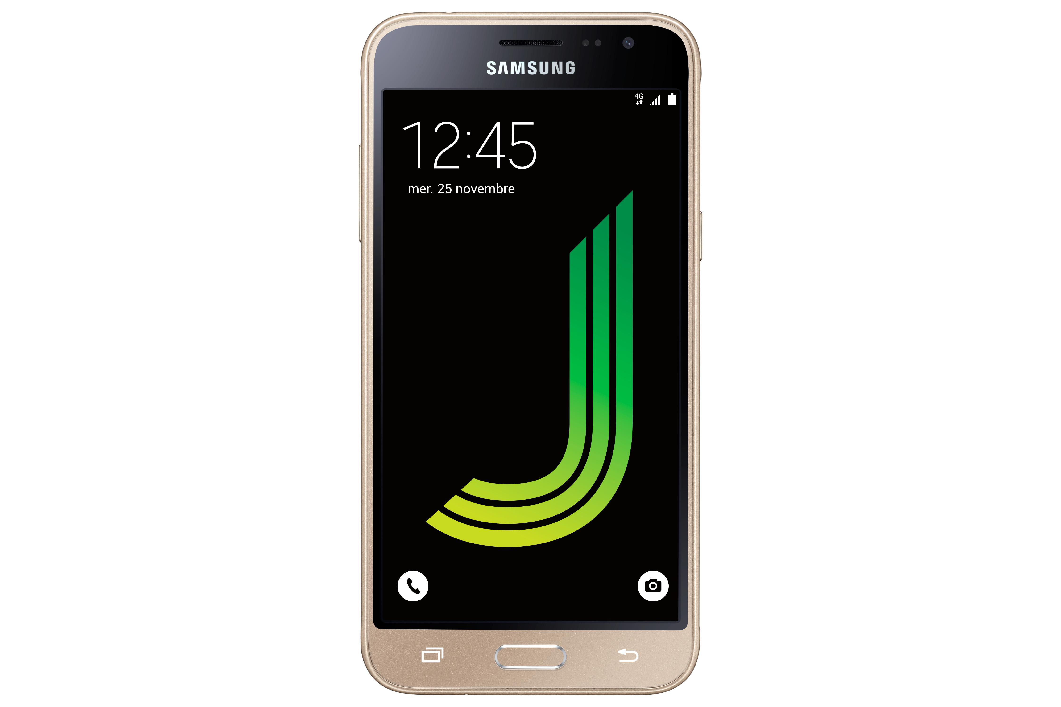 Galaxy J3 2016 - Or