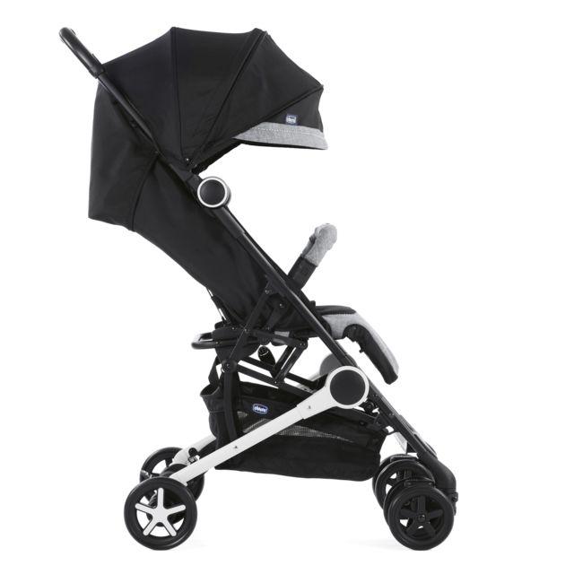 CHICCO Poussette Miinimo² La poussette Chicco Miinimo² est la nouvelle poussette design ultra-compacte, parfaite pour accompagner les parents dans tous leurs déplacements !Légère et ultra-compacte une fois pliée. Un