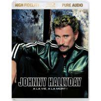 Mercury - Johnny Hallyday - A la vie à la mort - Blu Ray Audio Blu-ray