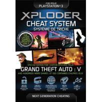 Playstation 3 - Xploder Logiciel De Triche 'gta 5