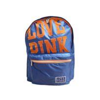 Love Pink - Sac à dos Bleu 43 Cm