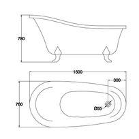 Baignoire petite largeur achat baignoire petite largeur for Baignoire ilot compacte
