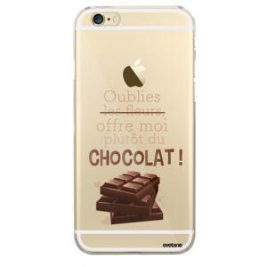 coque iphone 6 chocolat