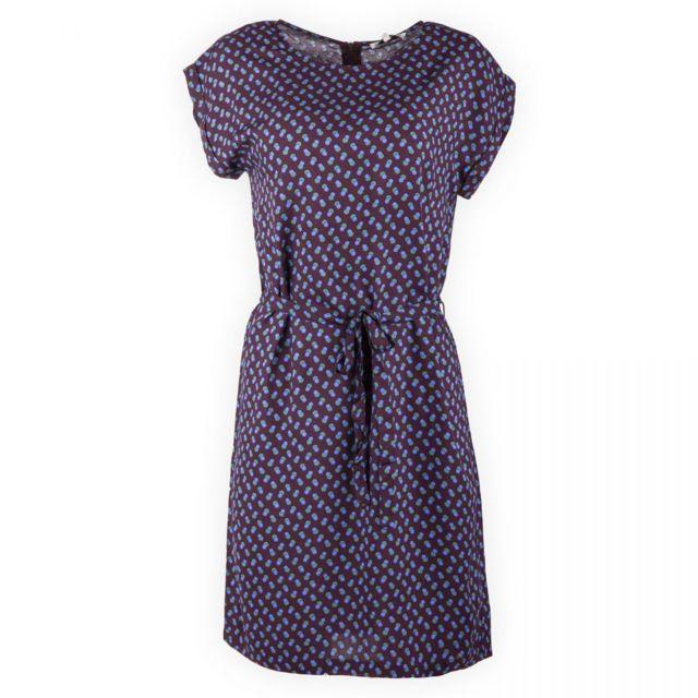 96ee531932 Best Mountain - Robe à pois manches courtes femme - pas cher Achat / Vente  Robes - RueDuCommerce