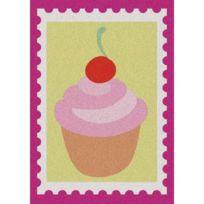 Graines Creatives - Kit cartes à sable Cupcake / Gingerbread man - Graine créative