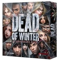 Plaid Hat Games - 331775 - Dead Of Winter - Crossroad Game