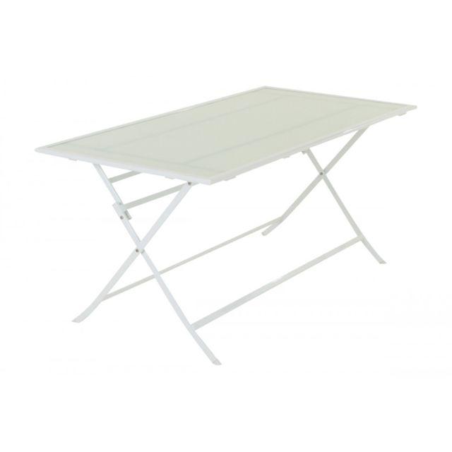 Hespéride - Table Pliante Rect. Exterieur Flexia 150 Cm ...