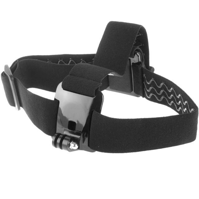 Wewoo - Pour GoPro Hero4   3 noir +   36925 St-23 élastique réglable sangle  de fixation de la ceinture - pas cher Achat   Vente Trépied et fixation  photo ... 32d5db3cf51