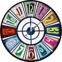 Kare Design - Horloge Roulette Pop 80cm