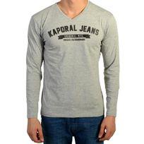 b2a66e15d0631 Kaporal 5 - Tee Shirt Kaporal Enfant Nerug - pas cher Achat   Vente ...