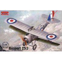 Roden - 630 Nieuport 27C1 1:32 Plastic Kit Maquette