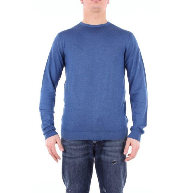 Heritage Homme 0120G2ZBLUETTE Bleu Maille