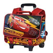DISNEY - Cartable à roulettes Race - 32494
