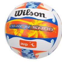 Wilson - Ballon de volley Quicksand aloha volley Orange 32504