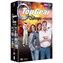 Bbc - Top Gear - The Challenges 1-4 IMPORT Anglais, IMPORT Coffret De 6 Dvd - Edition simple