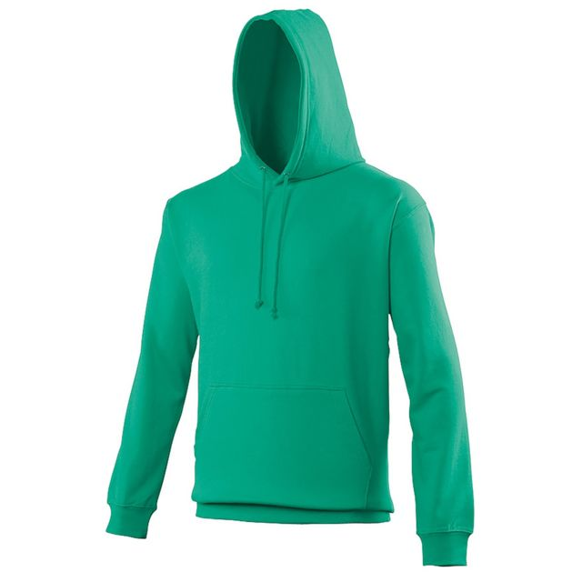 AWDIS Sweatshirt à capuche College - Adulte L, Vert Utrw164