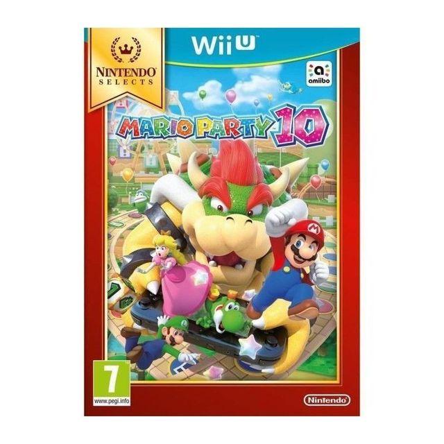 NINTENDO - Mario Party 10 - Wii U
