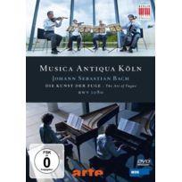 Berlin Classics - L'ART De La Fugue - Dvd - Edition simple