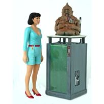 """Underground Toys - 016142 - Dr. Who - 5"""" Af - Peri And Sil With Tank - Vengeance On Varos/EXCLUSIVE"""