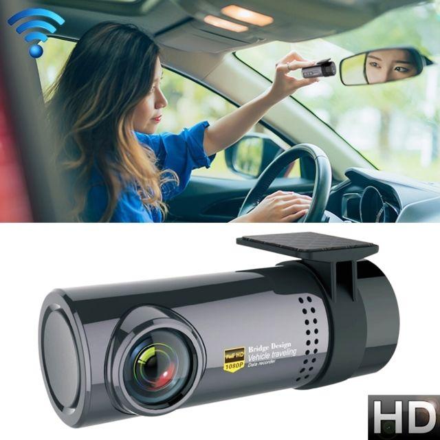wewoo dashcam mini cam ra de tableau de bord de voiture. Black Bedroom Furniture Sets. Home Design Ideas