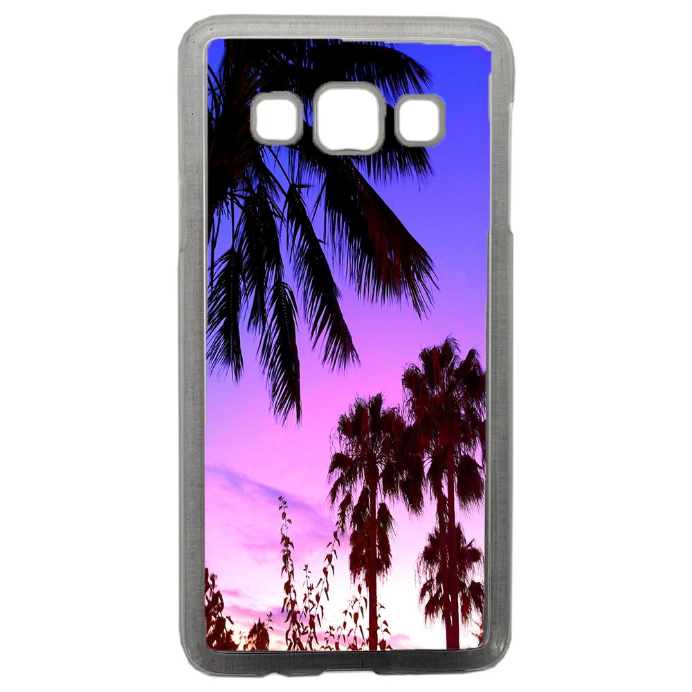 Lapinette - Coque Rigide Palmier Pour Samsung Galaxy A3